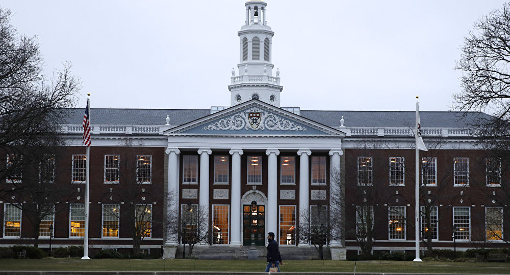 Ivy League Reputation Damaged Harvard Professors Publish Fake News On Russia