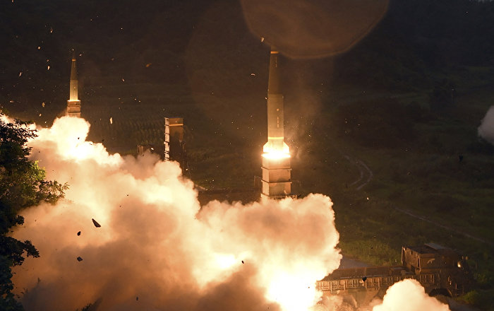 Ukrainian Weapons in N Korea: Missile Engines Could Be 'Copied', Developers Say