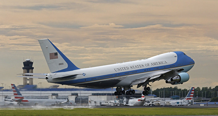 Boeing wins $600M contract to modify new Air Force One