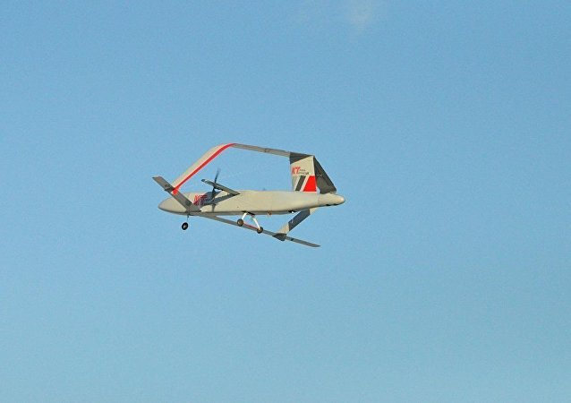 Multipurpose Frigate Drone