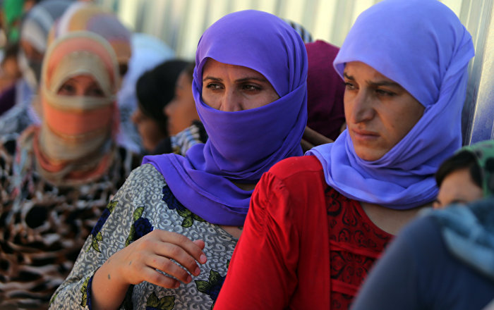 Un Report Urges Iraqi Govt To Support Female Victims Of Daesh Sexual Slavery -7357