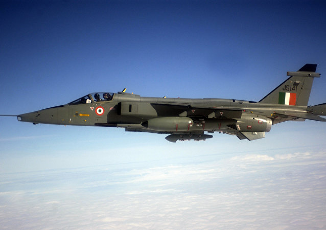 Jaguar of the Indian Air Force. (File)