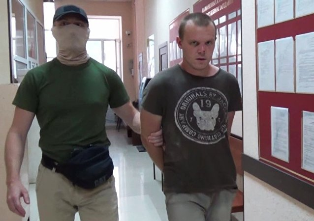 FSB nabs Ukrainian Security Service agent Gennady Limeshko in Crimea
