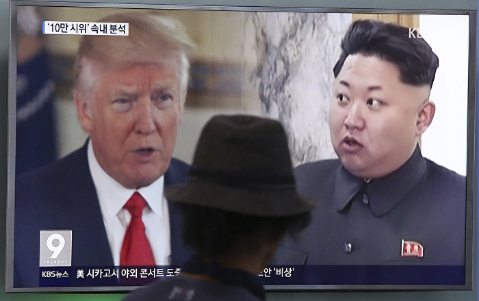 Trump Believes N Korean Leader Starting to 'Respect' US