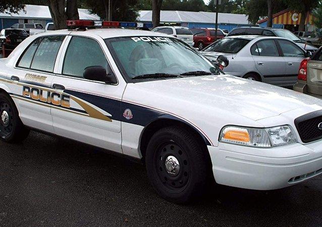 Kissimmee Police FL USA - Ford Crown Victoria Police Interceptor