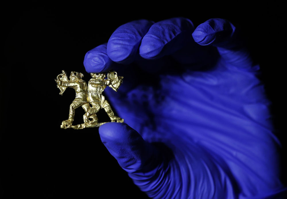 Warriors of Ancient Siberia: Scythian History on Display in British Museum