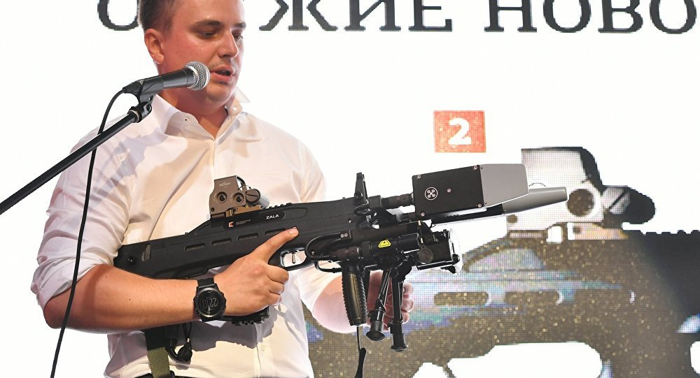 Kalashnikov develops anti-uav device