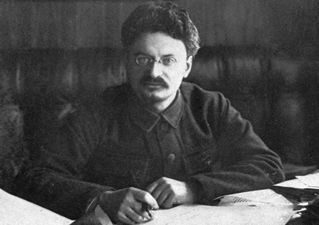Lev Trotsky, a prominent politician (1879-1840). (File)