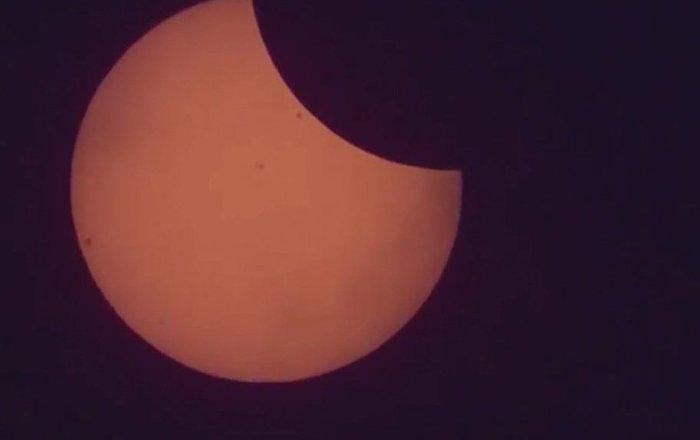 Sun Goes Dark: United States Observes Total Solar Eclipse