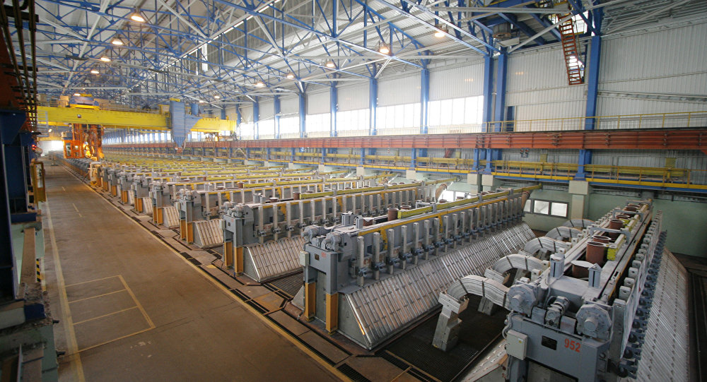 Russian aluminium producer Rusal's net profits were nearly twice as high in the first six months of 2017 as during the same period last year.