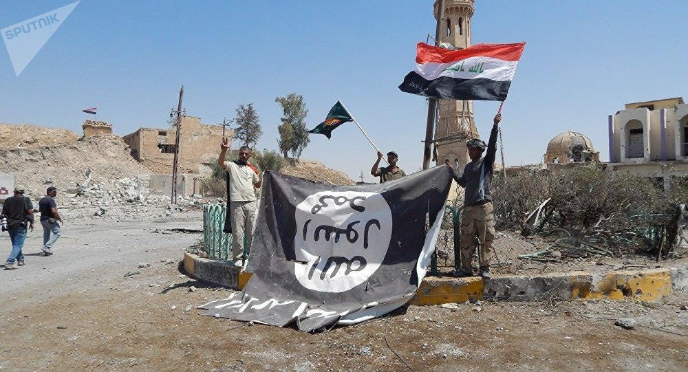 Victory Declared Over Islamic State in Iraqi City Of Tal Afar