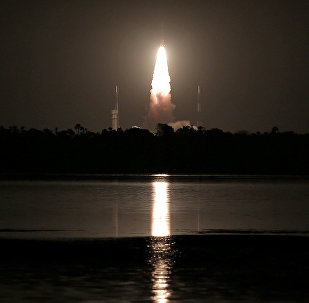 India's Polar Satellite Launch Vehicle (PSLV) C-39, carrying IRNSS-1H navigation satellite, lifts off from the Satish Dhawan Space Centre in Sriharikota, India, August 31, 2017