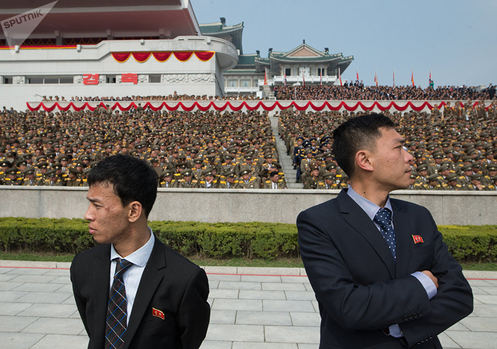 Far Eastern Enigma: Sights and People of the North Korean Capital