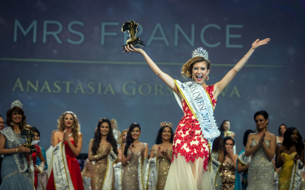 Empowering Women: Stunning Ladies of the Mrs. Universe Pageant Finale