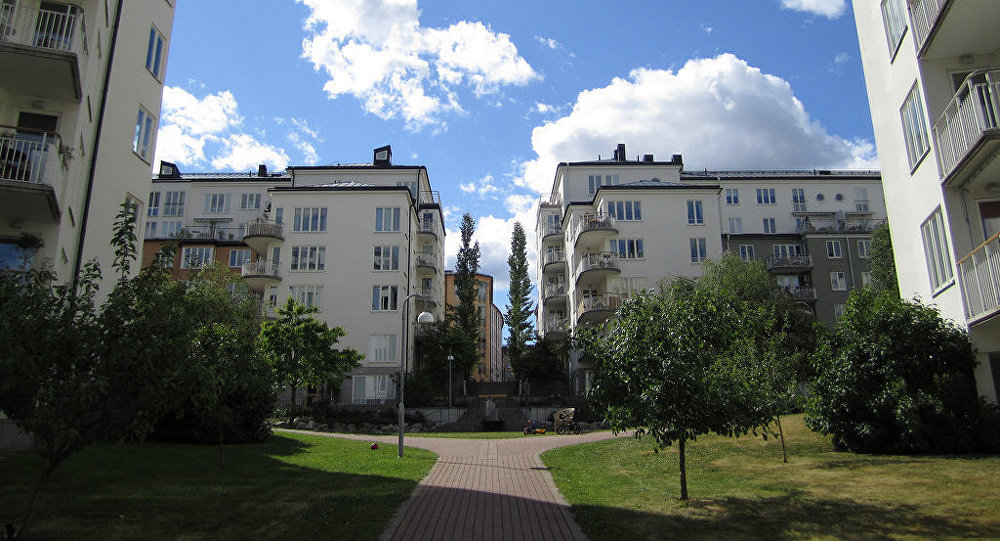 Housing, Sweden
