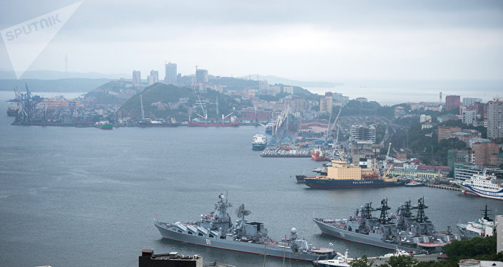 Port of Vladivostok