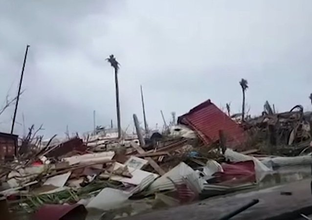 Hurricane Irma impacts