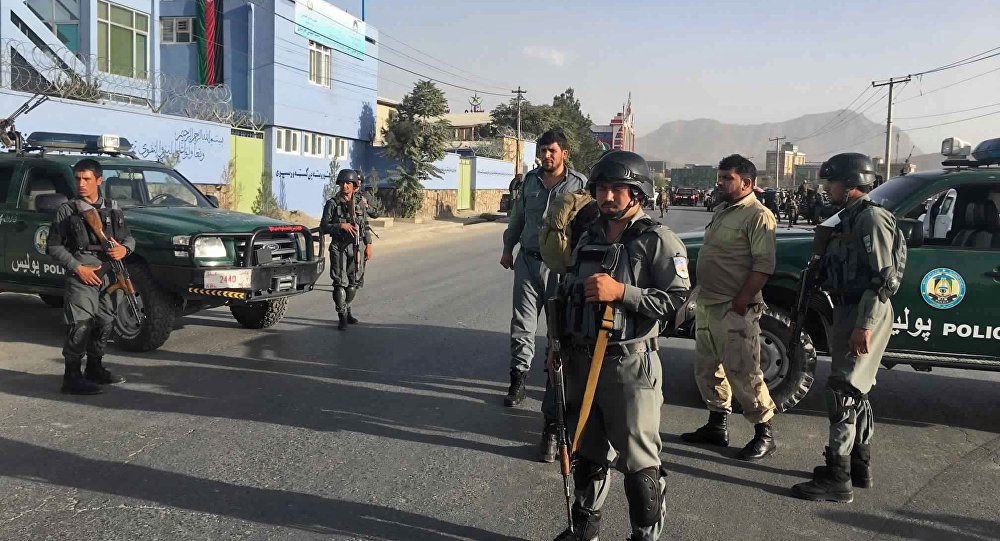 Blast outside Afghanistan cricket stadium during league match; 2 killed