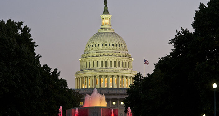 The US Congress building. (File)