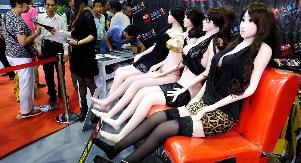 Suspended sex doll-sharing service 'had bad influence on Chinese society'""