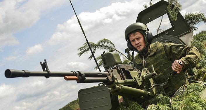 Russia-Belarus Zapad-2017 Military Drills