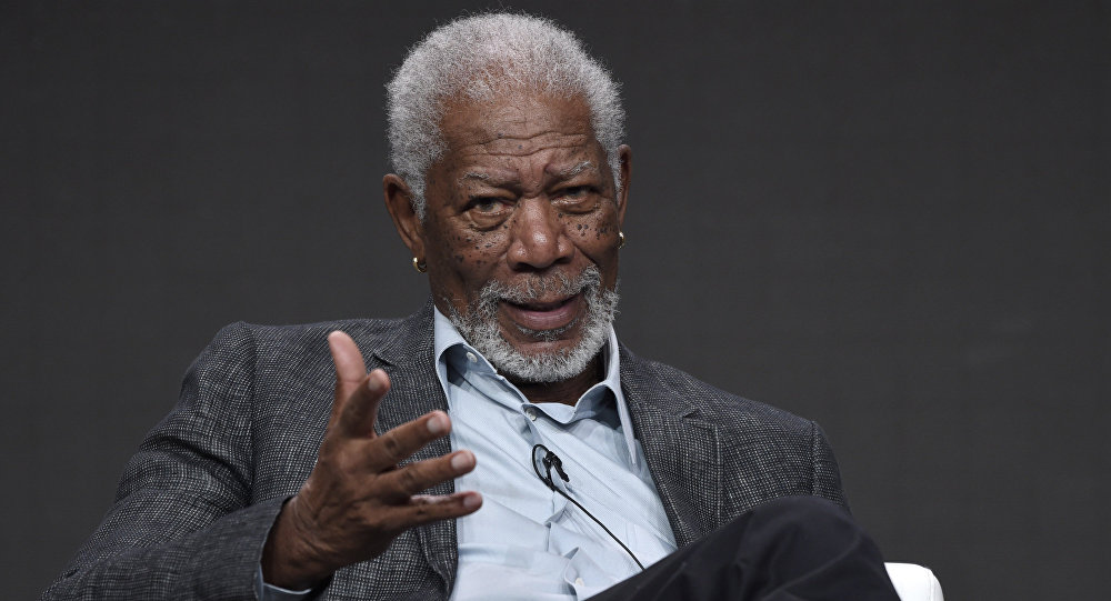 'Emotional Exaltation': Kremlin on Morgan Freeman's...