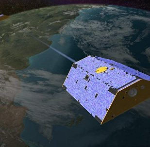 GRACE, twin satellites launched in March 2002, are making detailed measurements of Earth's gravity field which will lead to discoveries about gravity and Earth's natural systems. These discoveries could have far-reaching benefits to society and the world's population.