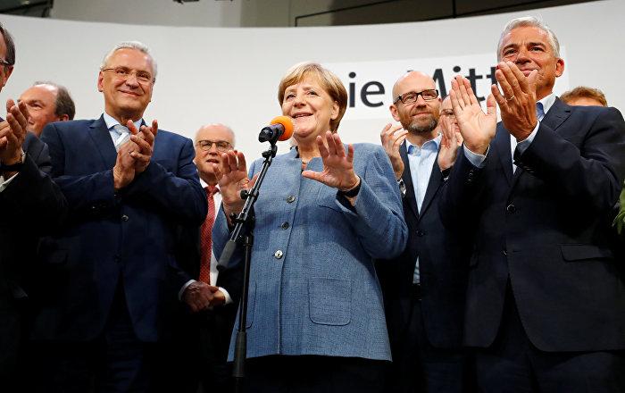 Merkel's 'Jamaica' Future Far-Right Rush Into Parliament 'Ruining All the