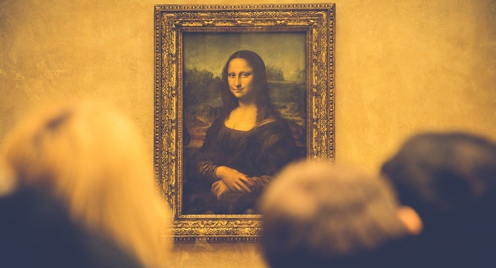 Nude Mona Lisa Sketch Could Be Leonardo Da Vinci Practicing