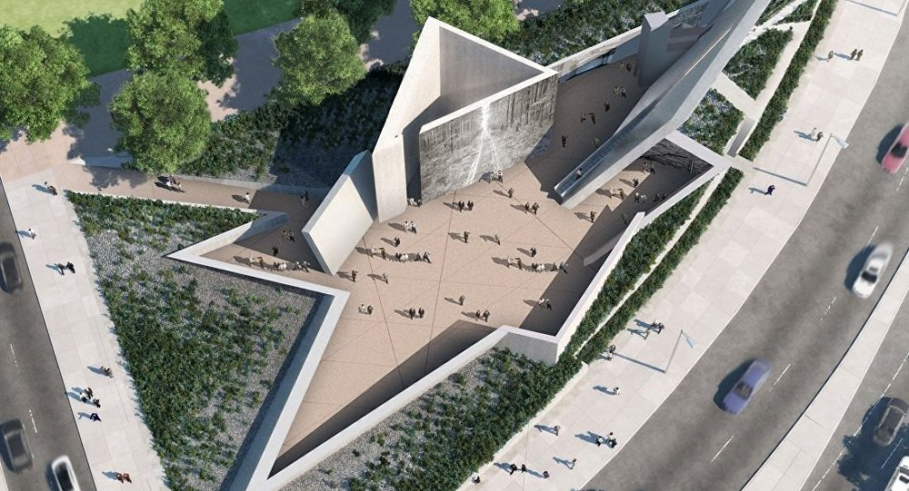 The Canadian National Holocaust Monument