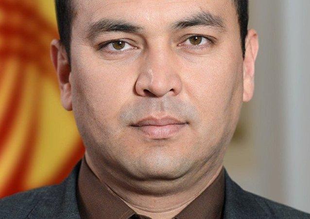 Deputy Prime Minister of  Kyrgyzstan Temir Dzhumakadyrov (File)
