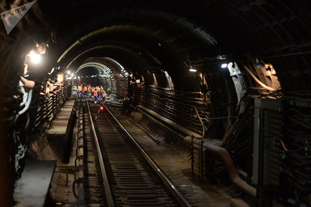 Repairs on central part of Moscow metro's Zamoskvoretskaya Line