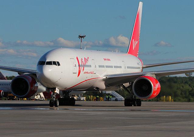 Vim-Avia's Boeing 777-200