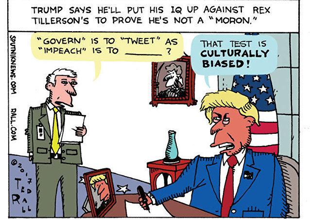 Testing Tillerson
