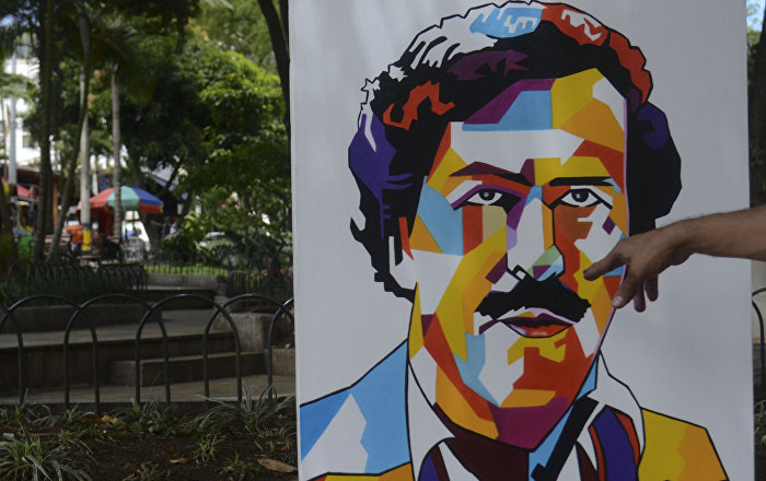 My Father, Drugs, and the CIA: Pablo Escobar's Son Opens Up to Sputnik