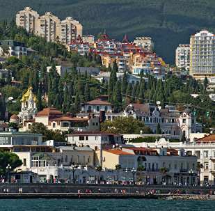 Crimea view. (File)