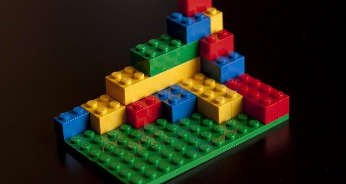 Lego building blocks