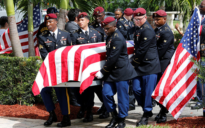 US Military Deaths in Niger: Who, What Is AFRICOM?
