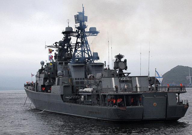 Admiral Panteleyev destroyer
