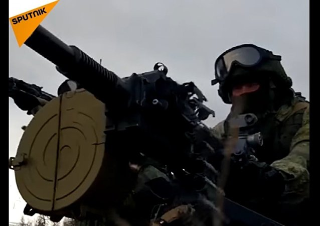 Russia's Spetsnaz Units Hold Drills in Tambov Region