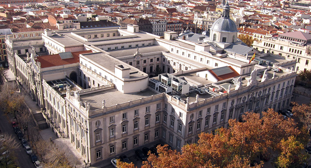 Supreme Court of Spain in Madrid