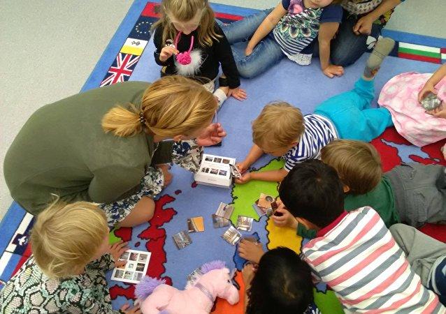 Kindergarten in Finland