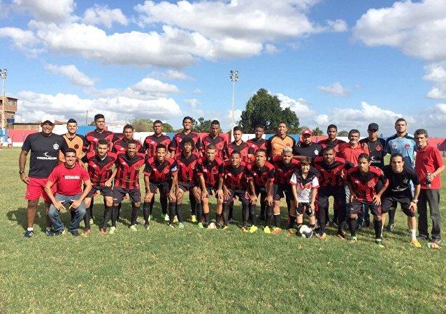 Ibis Sport Club team, the worst team in the world