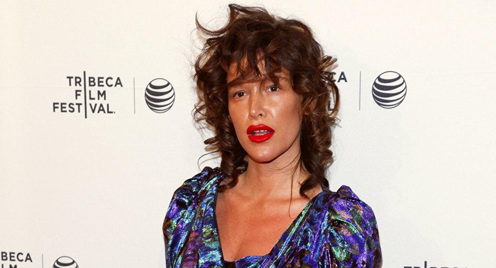 In this April 19, 2015 file photo, Paz de la Huerta attends the Tribeca Film Festival world premiere of Bare at the SVA Theatre in New York