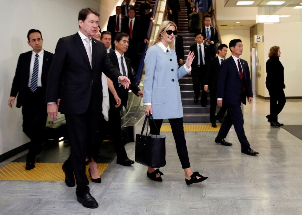 Haute Couture or Ivanka Trump's Elegant Style