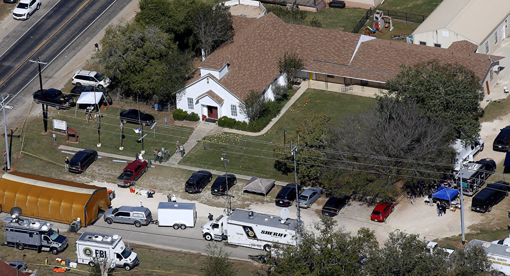 Texas Church Shooter Escaped Mental Health Facility In 2012
