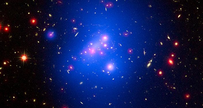 Galaxy Cluster IDCS J1426