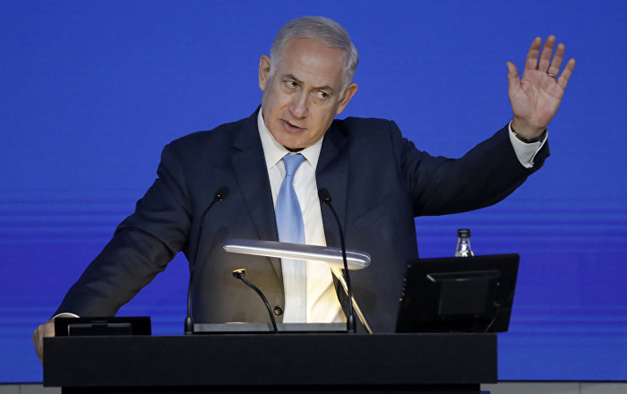 Police Recommend Israeli PM Netanyahu Indictment For Corruption, Bribery