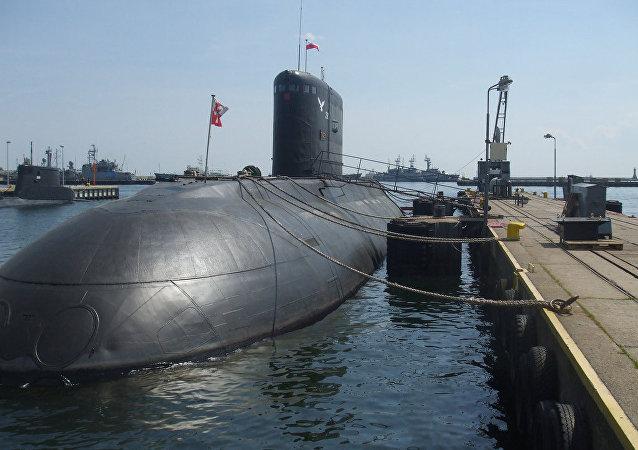ORP Orzel submarine