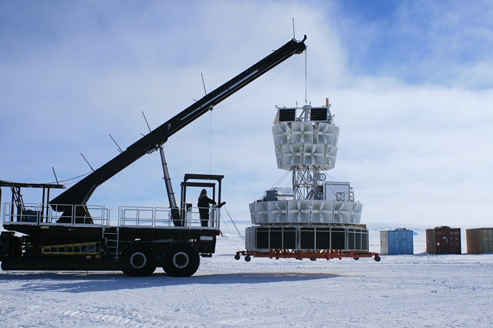 ANITA (Antarctic Impulse Transient Antenna)
